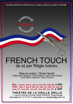 Théâtre : French touch