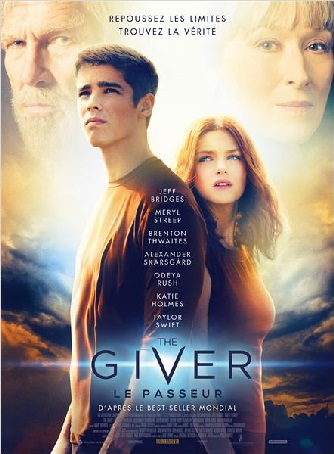 Cinéma : The Giver